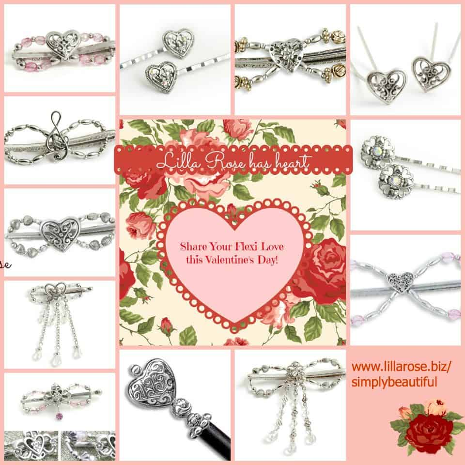 Lilla Rose Heart Flexi