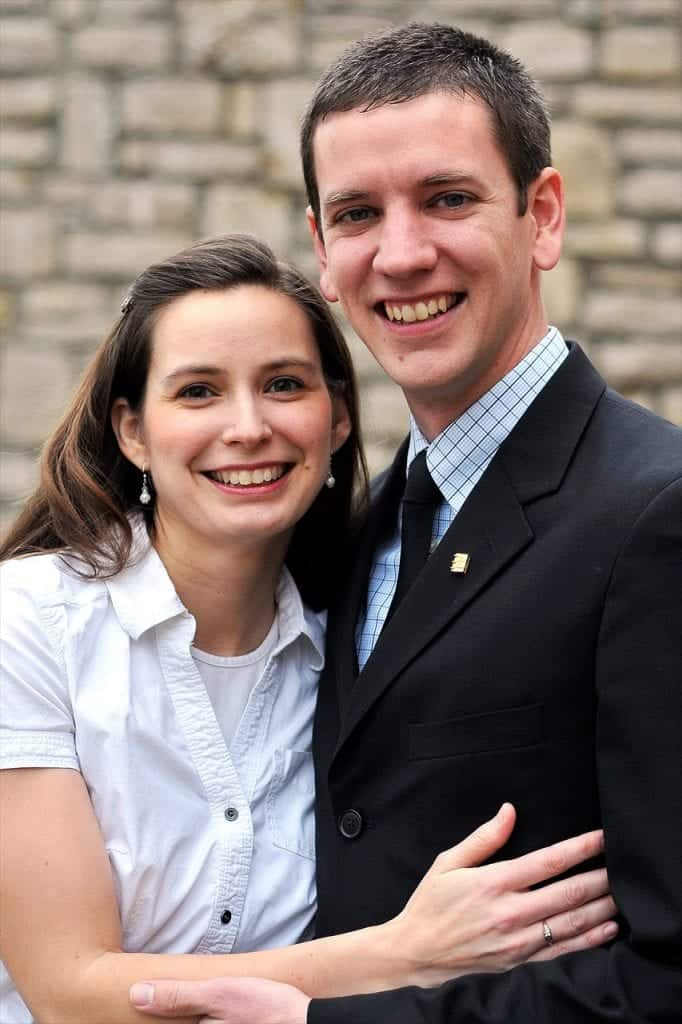 Sean and Caroline