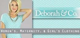 Deborah & Co Button