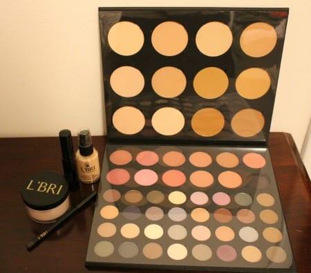 L'BRI makeup
