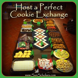 Host a cookie exchange!