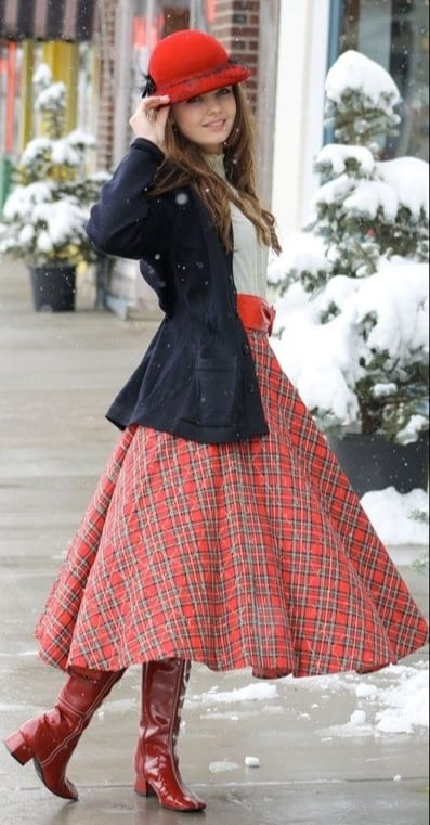 Modest Winter Outfits For Inspiration