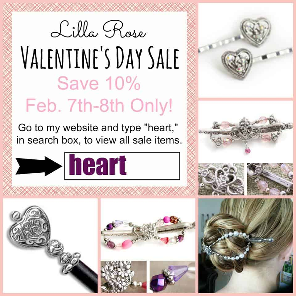 Valentines Day Sale at Lilla Rose! themodestmomblog.com