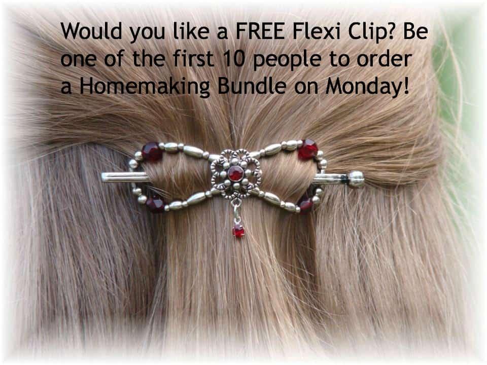 Free Flexi Clip!
