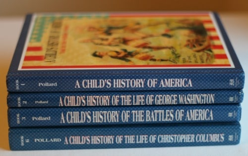 Child's History of America Series