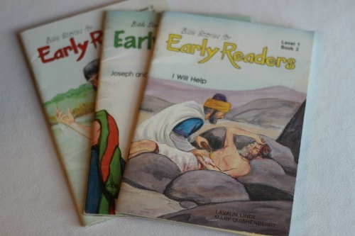 Bible Stories for Early Readers