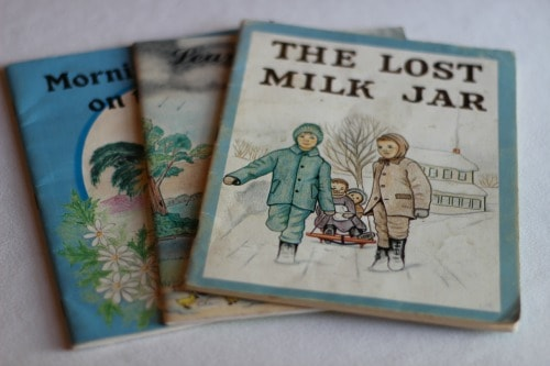 Little Jewel books for younger readers