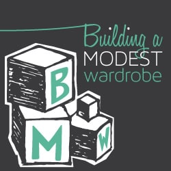 Building a Modest Wardrobe, A 31 Day series!