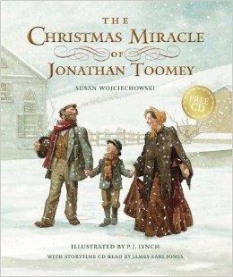 Christmas Miracle of Jonathan Toomey