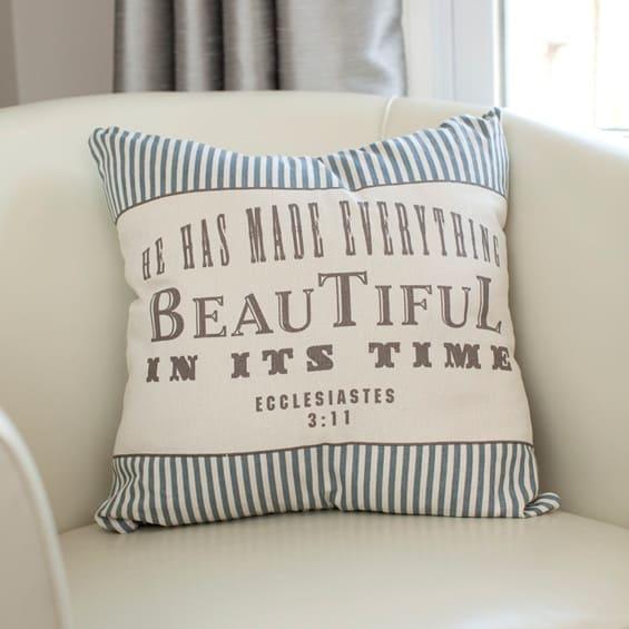Redeemed Pillow