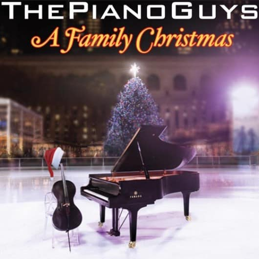 The Piano Guys A Family Christmas