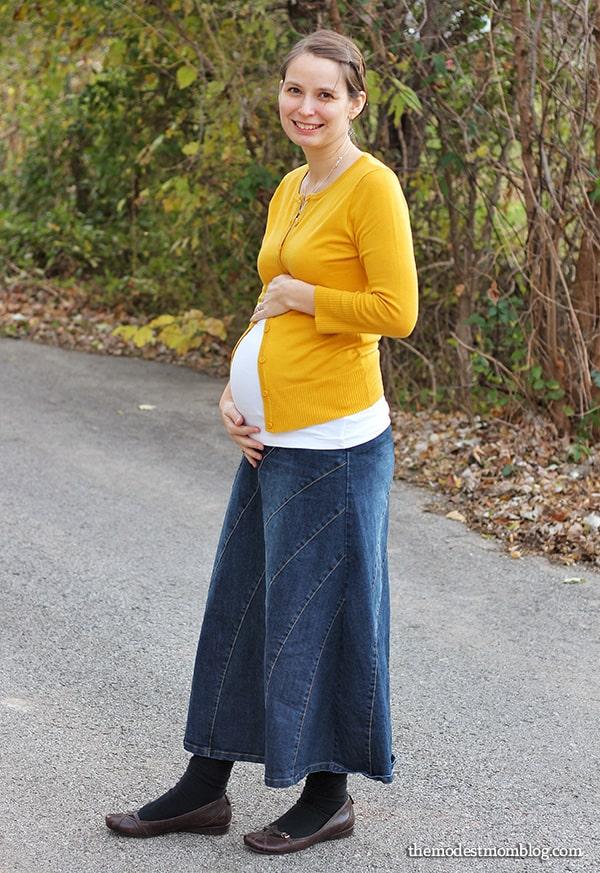 Week 21 of pregnancy!