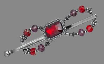 Crimson Joy Flexi Clip