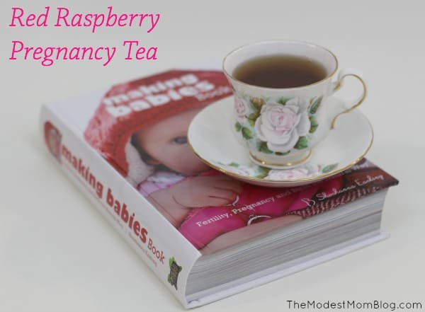 Red Raspberry Tea is excellent to drink during a pregnancy, but also for fertility, and general woman's health!