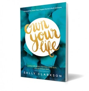 I'm looking forward to reading the Own Your Life Book!