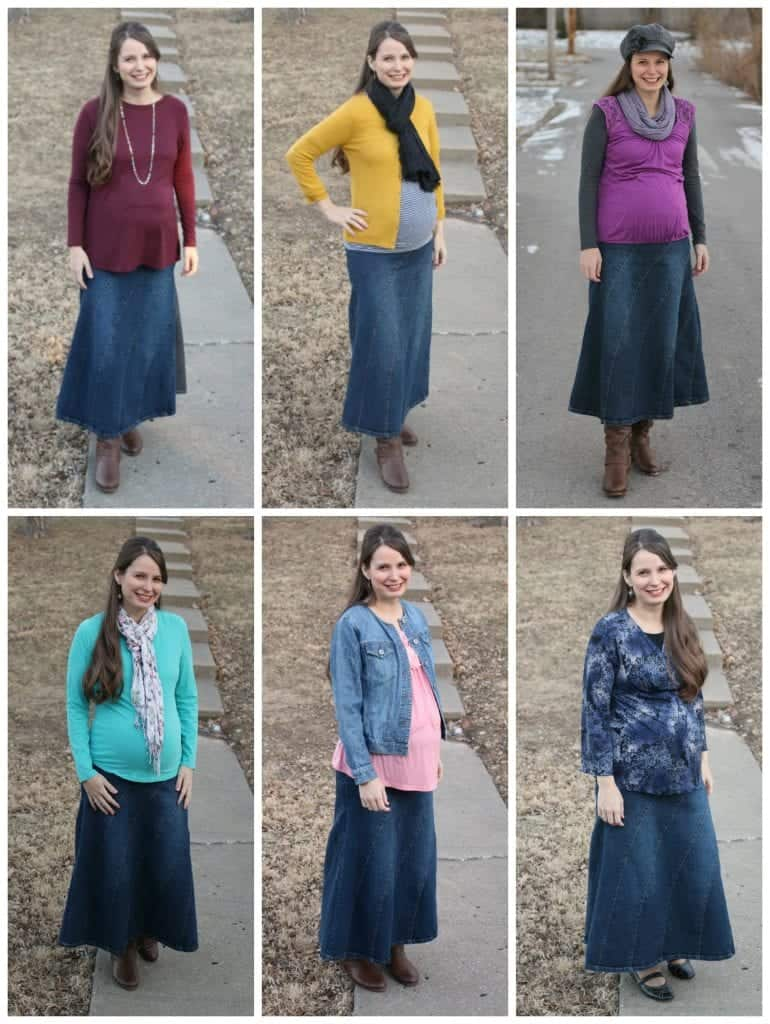 Six_Ways_To_Style_Denim_Skirt