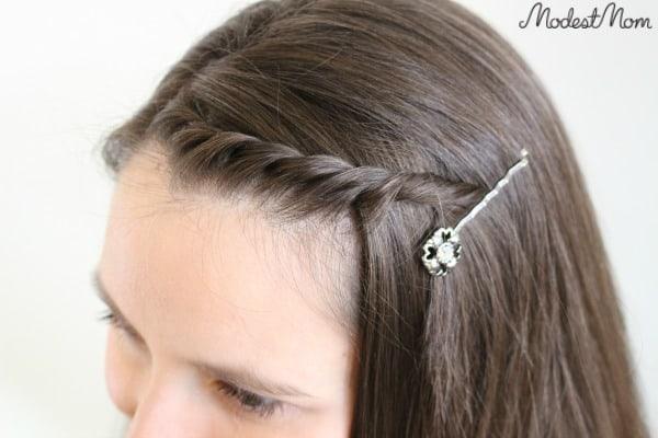 Twisted Rope Braid