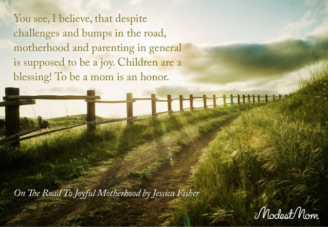 Joyful Motherhood!