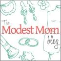 The Modest Mom blog