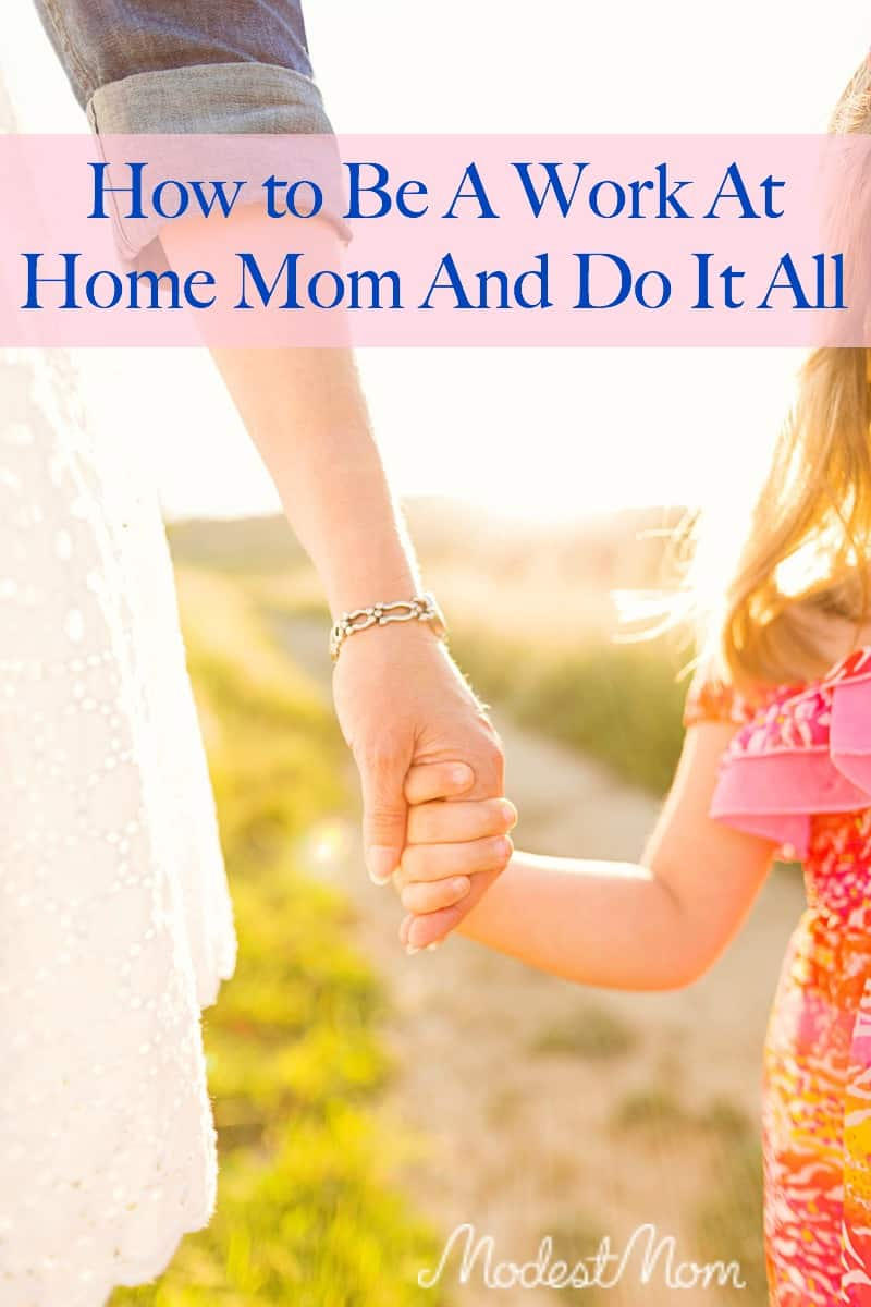 how to be a work at home mom and do it all rh themodestmomblog com moms work at home jobs orlando moms work from home jobs legitimate
