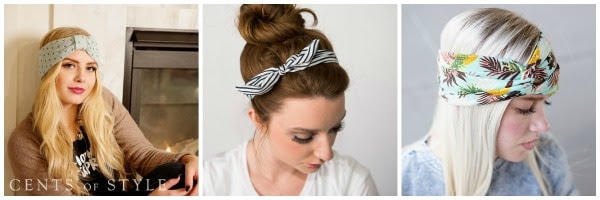 Cents of Style Daily Deal - Kids and Adult head wraps!