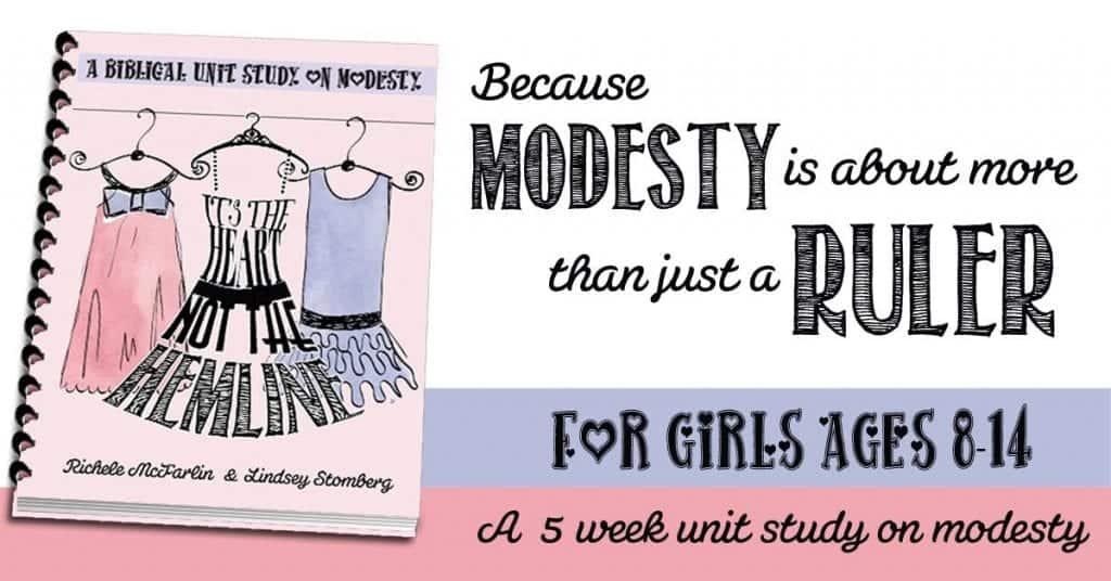 Modesty Ebook