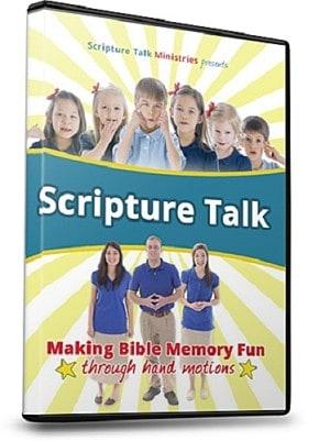Scripture Talk DVD