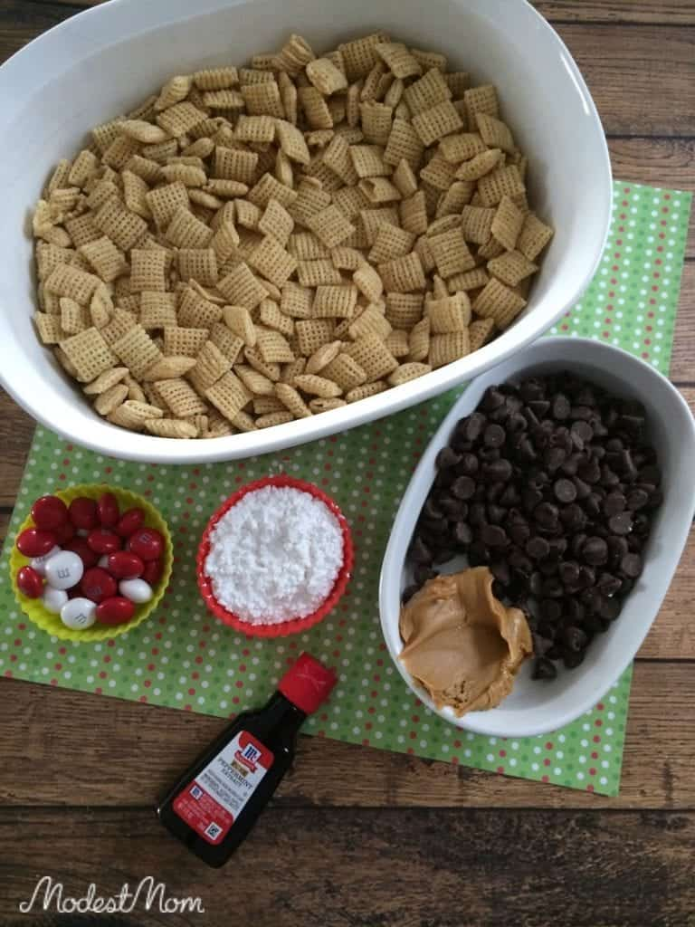 Puppy Chow Ingredients