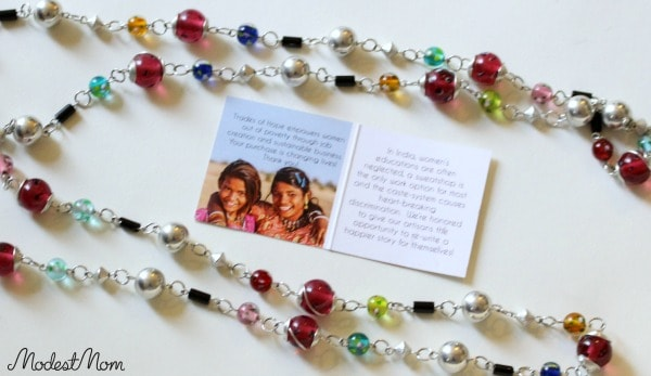 Trades of Hope Necklace