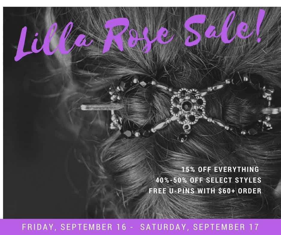 Lilla Rose Sale! Save 15%-50% off!