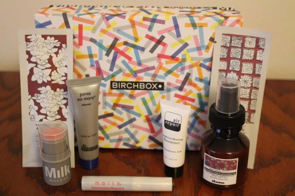 I'm loving the September Birchbox I received! Full of great sample products to try, from good quality companies!