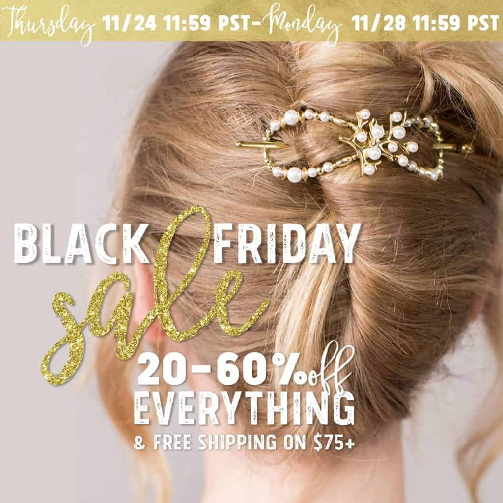 Lilla Rose Black Friday Sales! Save 20-60% off everything.