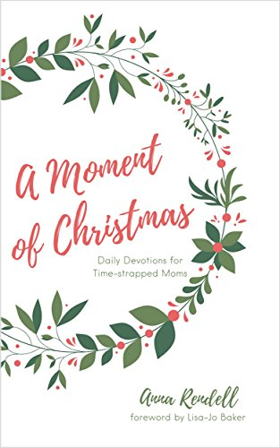 A Moment Of Christmas Book