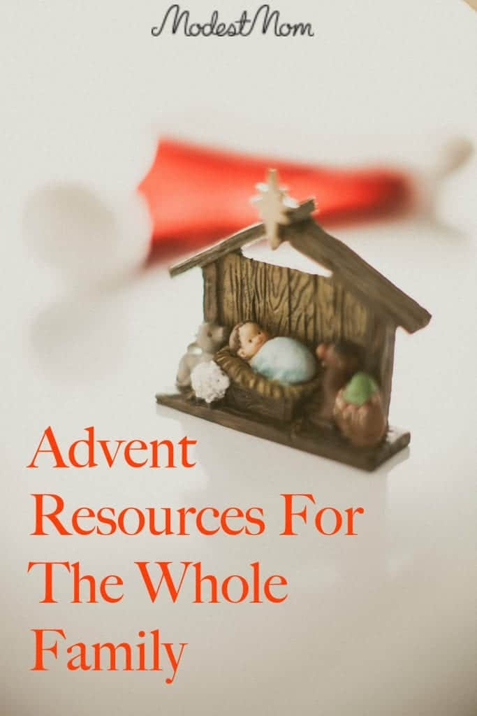 Advent Resources for the Whole Family!