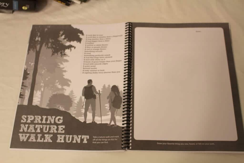 The Good and the Beautiful Nature Journal