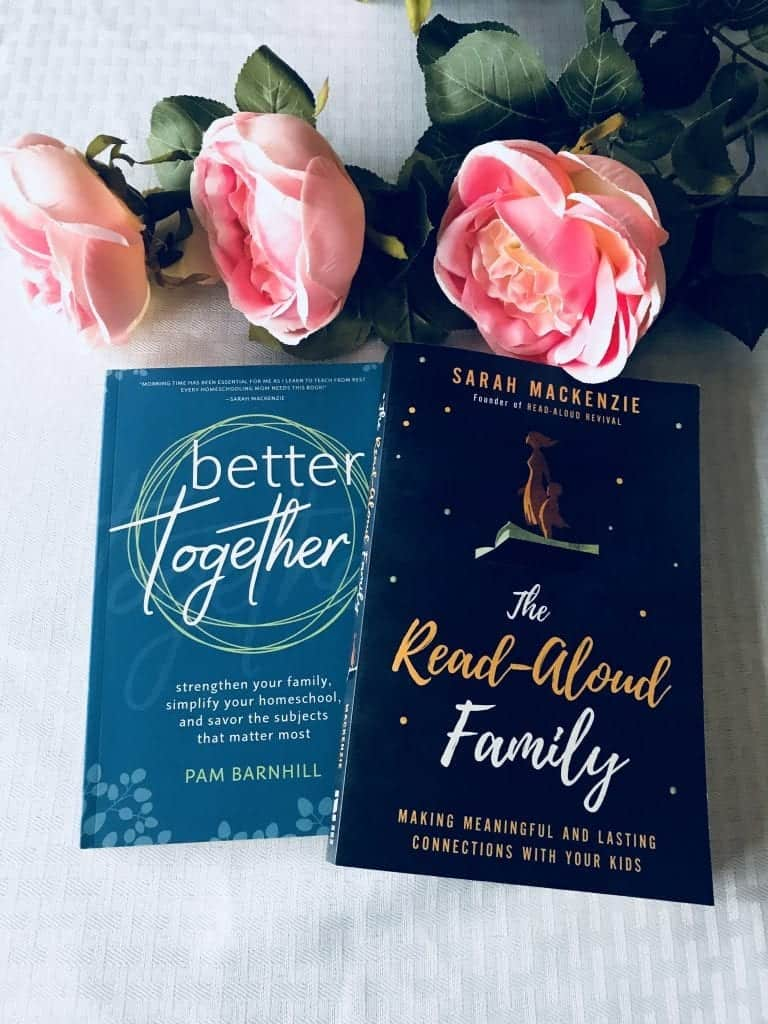Better Together and Read Aloud Family Books