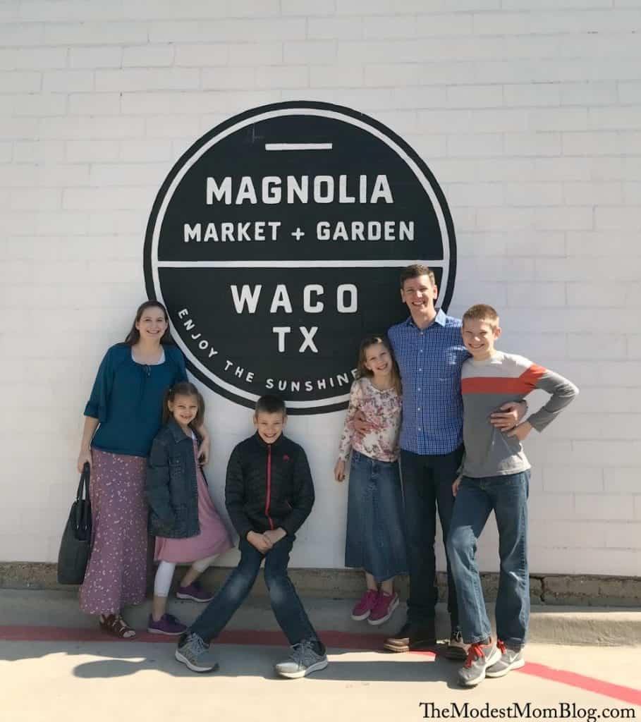 Magnolia Market in Waco Texas