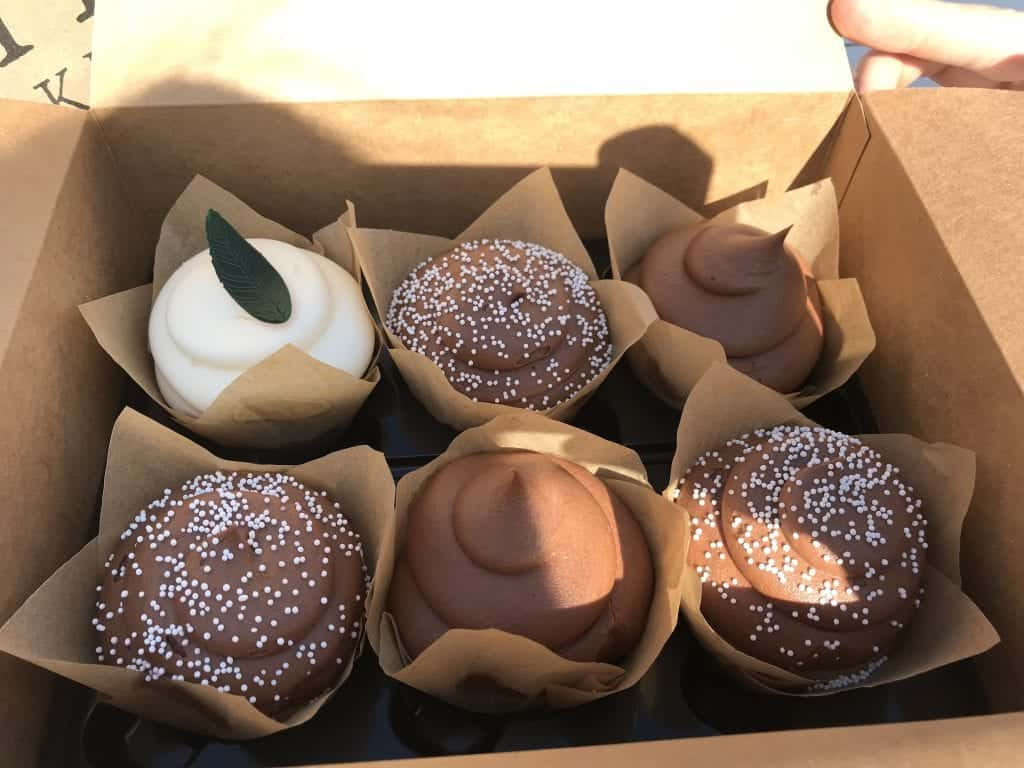 Cupcakes from Magnolia Bakery!