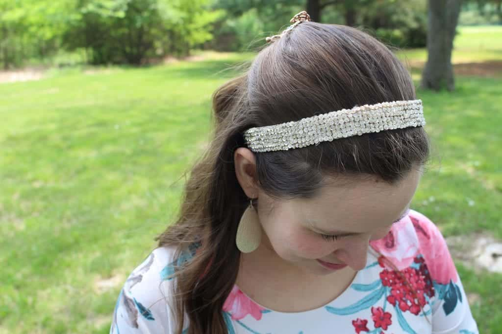 Lilla rose Sparkly Hairband