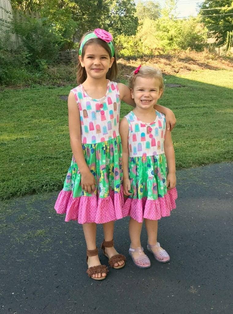 Eleanor Rose dresses for little girls.